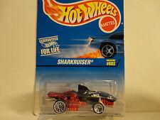 Hot Wheels #602 Black Sharkruiser w/Lace Wheels Metal FLake Grey Base