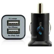 Dual USB In Car Charger Twin Port Mini Adapter for iPhone 6 5 4 4S 3G iPad Air 2