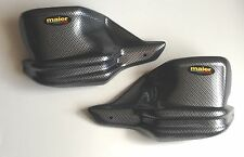 BMW R1200GS 13+ R12GS ADV F800GS ADV 14+ Carbon Look Hand Guard Extensions