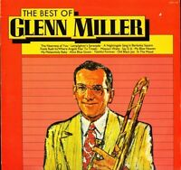 GLENN MILLER the best of CDS 1165 uk pickwick LP PS EX/EX