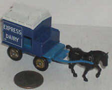 "Days Gone Express Dairy Horsedrawn Truck 3"" NICE (See Photo)"