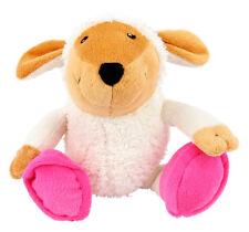 Karlie Plüsch Schafe Plüschspielzeug für Hunde 28 cm