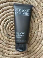 New SEALED Clinique For Men Face Wash Soap - Normal To Dry Skin - 200ml / 6.7 oz