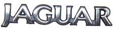 """NEW Silver """"Jaguar"""" Trunk Badge Emblem XJS 1992 - 1996 BEC22056"""