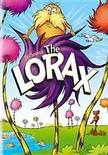 Lorax With Dr. Seuss DVD Region 1 883929235728