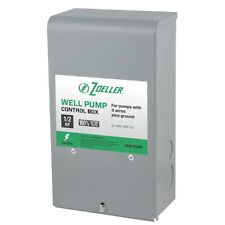 Zoeller 1010 2336 12 Hp Submersibles Well Pump Control Box