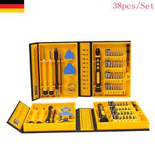 Handy Reparatur Werkzeug Set 38 in 1 Schraubendreher für Notebook iPhone Phone