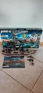 Kre-o Battleship 38977 U.S.S. Missouri