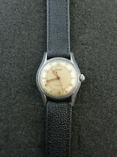 VINTAGE GRUEN AUTOMATIC WRISTWATCH CAL 480 STAINLESS STEEL