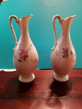 Vintage Arnart Vases With Handle