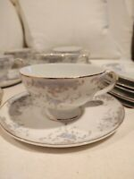 "Imperial China W Dalton Seville (6) Cups, 2 1/4"" & (6) Saucers, 6 1/4"""