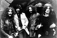 "Black Sabbath Photo Poster Canvas Print : 36""x24""  #540325"