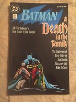 Batman A Death In The Family Tpb 5th Printing Low Print Run [DC comics]