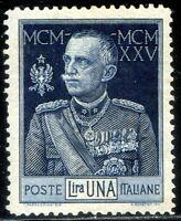 Regno d'Italia 1925 Giubileo del Re n. 187 ** (m2833)