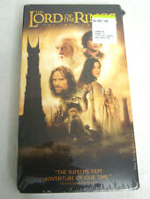The Lord of the Rings: The Two Towers ( 1 Vhs, 2003,)