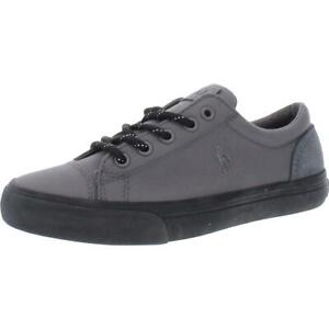 Polo Ralph Lauren Boys Brayden Youth Lifestyle Trainers Sneakers Shoes BHFO 9816