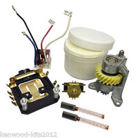 KITCHENAID SPEED CONTROL PLATE, PHASE BOARD, GOVERNOR & WORM GEAR REPAIR KIT 4