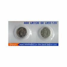 2 Piles Bouton Pkcell AG8 LR1120 LR55 191 381 391 391A SR1120 L1121 - Pile 1,5V