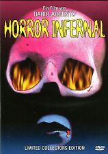 Horror Infernal , Inferno , Dario Argento , 100% uncut ,english / german , new