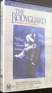 THE BODYGUARD - Special Edition - DVD - Region 4 - PAL - Excellent Condition