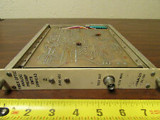 Fibra Óptica Analógico Preamp Transmisor 29w4143 Nimbin Camac