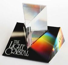 "PRISM - 2.5"" Light Crystal Prism  #00010 TEDCO SCIENCE TOYS * Always Fascinating"