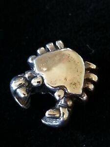 Trollbeads Crab Laa 925s