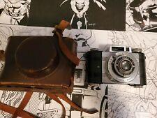 Vintage 1930s 1940s Detrola Model E Camera With Detrola Case
