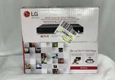 LG Electronic BPM35 Blu-ray Disc Player no remote Streaming Service Wifi Netflix