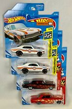Hot Wheels - '66 & '68 Chevy Nova - Lot of 4 Variations
