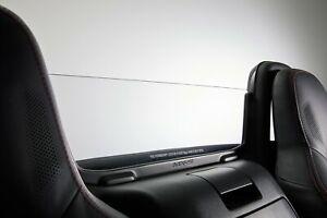 Genuine Mazda Windblocker Clear Type Mazda MX-5 MK4 ND