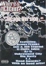 CHICAGO Hip Hop DVD Magazine Benny Franks Unkrowned City Big Nasty Jon Legend