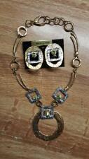 Costume Jewelry - J. Jansen Designs - Necklace & Earrings (Item #11)