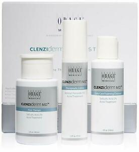 Obagi Clenziderm M.D. System Kit Normal To Oily Skin
