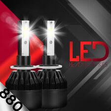 XENTEC LED HID Foglight Conversion kit 880 6000K for Hyundai Tucson 2005-2015