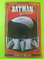 Batman Who Laughs #1 + Nightwalker Batman Day Special Edition 2 Comics DC 2019