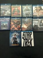 Blu Ray Lot Of 10 Action Movies (#2)