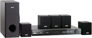 RCA RTD315W Home Theater Surround Sound Speakers New, Not Used