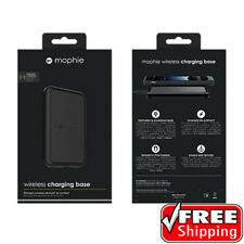 Mophie CF Charge Force Wireless Charging Base (Qi Wireless Charger) NEW OEM