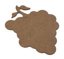 "Epicurean Grapes Cutting Board, Nutmeg,10.5"" x 14"",032-GRAPE0301,Brown,Composite"