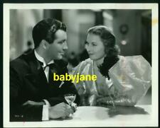 BARBARA STANWYCK ROBERT TAYLOR VINTAGE 8X10 PHOTO 1936 HIS BROTHER'S WIFE