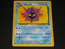 Pokemon Fossil Set UN-COMMON Cloyster 32/62 - NM/M Condition
