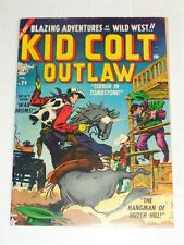 KID COLT OUTLAW #24 FN- (5.5) JANUARY 1953 MARVEL ATLAS COMICS **