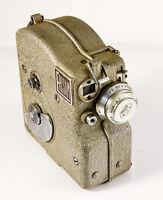 ERCSAM 8mm avec SOM Berthiot Cinor 2.5 F= 12.5