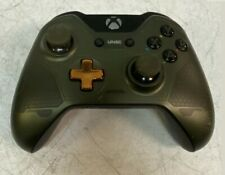 Microsoft Xbox One Halo Master Chief Controller MISSING BATTERY COVER