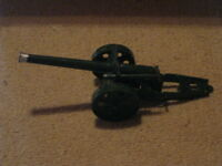 Vintage Britains Toy Cannon