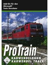 --  PRO TRAIN - KARWENDELBAHN  --   Für Train Simulator  -  XP