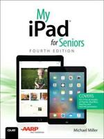 My iPad for Seniors by Miller, Michael, NEW Book, FREE & FAST Delivery, (Paperba