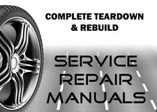 Ford F-150 1997 1998 1999 2000 2001 2002 2003 Service Body Shop Repair Manual CD