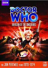 New - Doctor Who: Invasion of the Dinosaurs (Story 71)